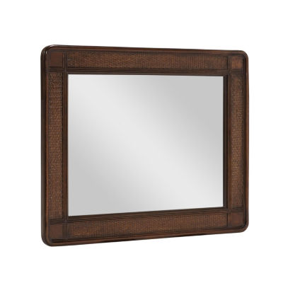 Passages Cane Mirror