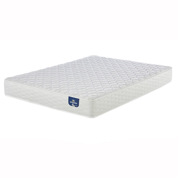 Serta® Sertapedic® Sunnyjune Firm - Mattress Only