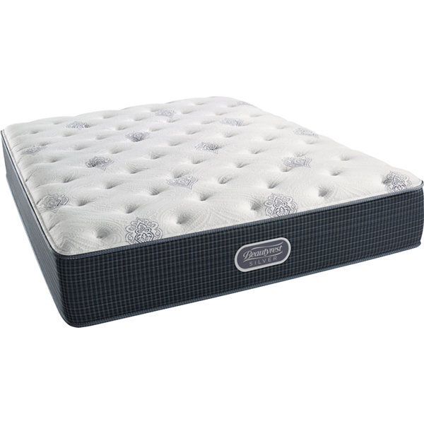 Simmons Beautyrest Silver Snowhaven Luxury Firm Mattress Only