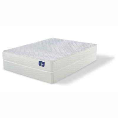 Serta® Sertapedic® Sunnyjune Firm - Mattress + Box Spring