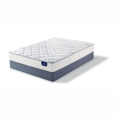 Serta® Perfect Sleeper® Blanchette Plush - Mattress + Box Spring