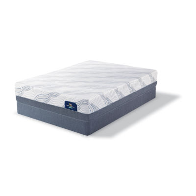 Serta® Perfect Sleeper® Hybrid Kardelo Luxury Firm - Mattress + Box Spring