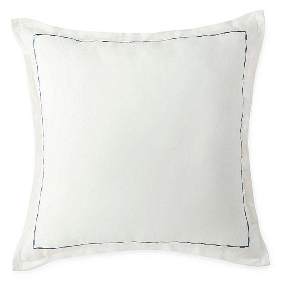 Liz Claiborne Magnolia Euro Pillow