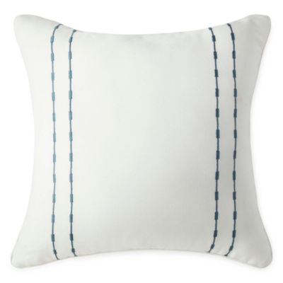 Liz Claiborne Magnolia Square Decorative Pillow