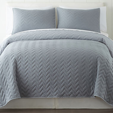 Home Expressions Riley Quilt Set - JCPenney : jcpenney bed quilts - Adamdwight.com