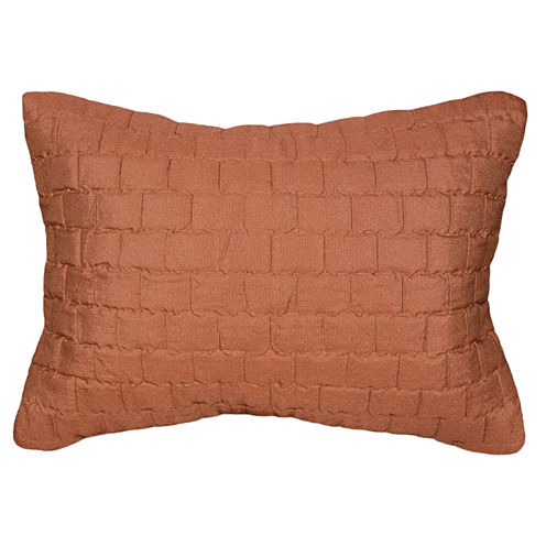 Cobble Adobe Oblong Decorative Pillow