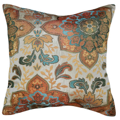 Positano Square Decorative Pillow