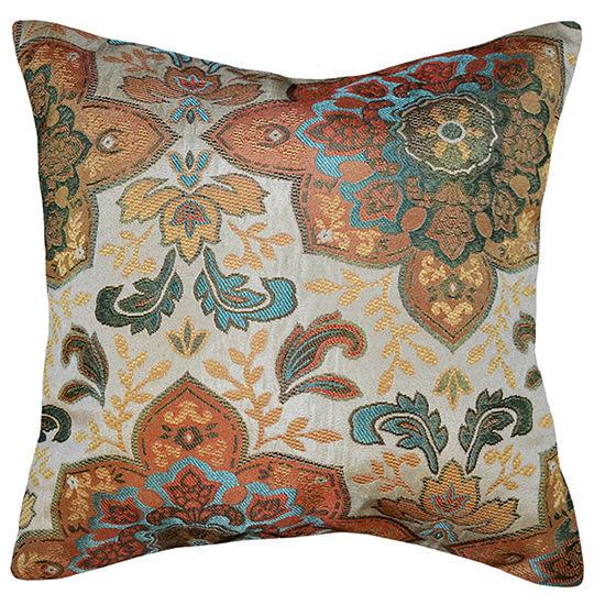Positano Square Decorative Pillow