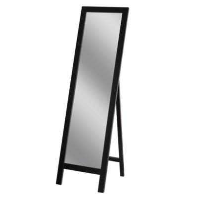 Easel Floor Mirror