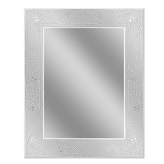 Head West Crystal Mosaic Wall Mirror