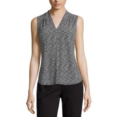 Liz Claiborne Knit Tank Top