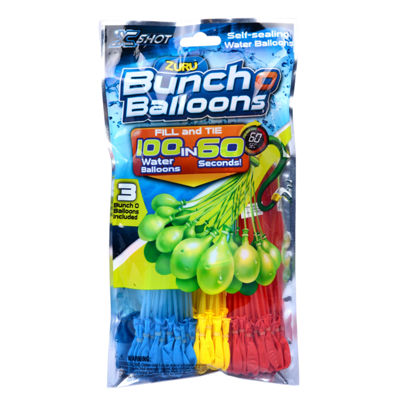 As Seen On TV Zuru Bunch O Balloons - 3 Pack