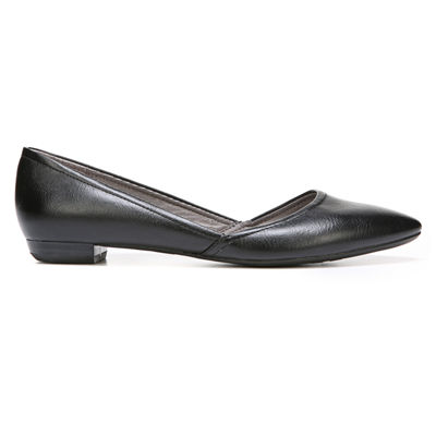Lifestride Womens Zaela Ballet Flats Slip-on Pointed Toe