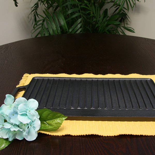 "Gibson Home General Store Addlestone 17"" Reversible Griddle"