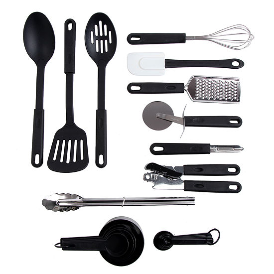 Gibson Total Kitchen 20pc Tool/Gadget Prepare and Serve Combo Set