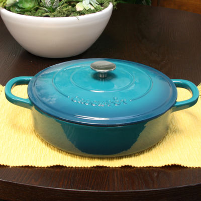 Cast Iron Braising Pans