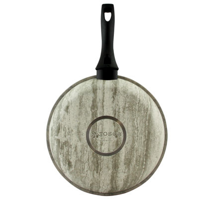 Tosca Carucci 11 inch Frying Pan with Bakelite Handle