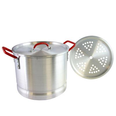 Pamona 16 Qt Tamale Pot W/Steamer Insert