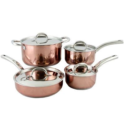 Oster Brookfield 8 Piece Cookware Set