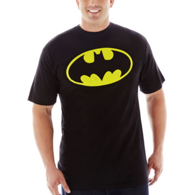 Batman™ Shield Graphic Tee–Big & Tall