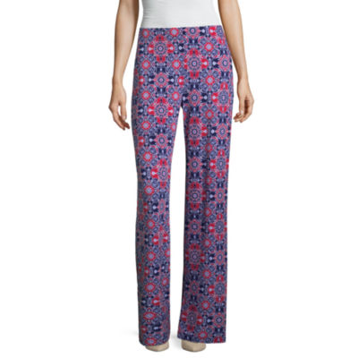 Liz Claiborne Pull on Pant - Tall Inseam 29.5""