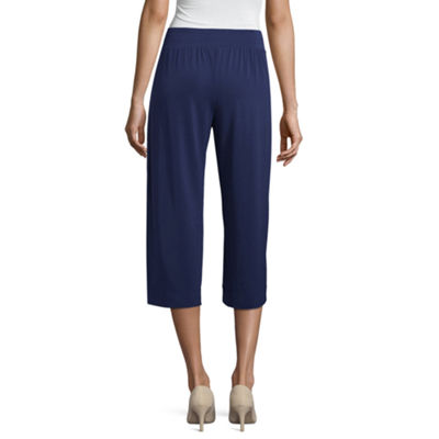 Liz Claiborne Pull On Capri - Tall Inseam 26.5""