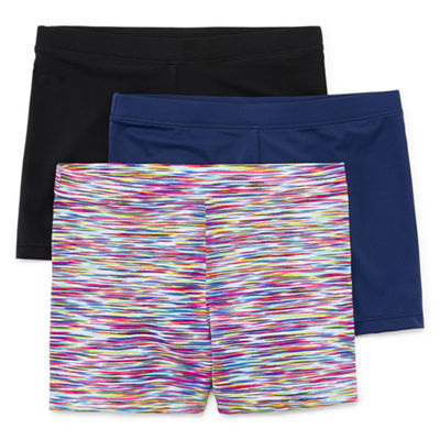 Maidenform 3 Pair Playground Shorts