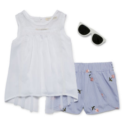 Self Esteem 2-pack Short Set Toddler Girls