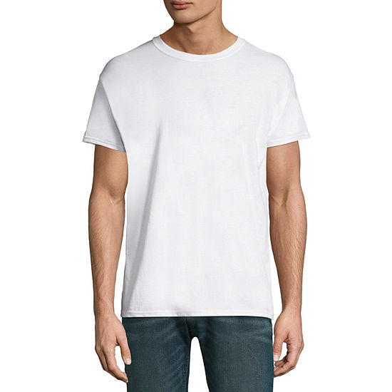 Hanes Comfortblend 4 + 1 Bonus Pack Short Sleeve Crew Neck T-Shirt - Men's