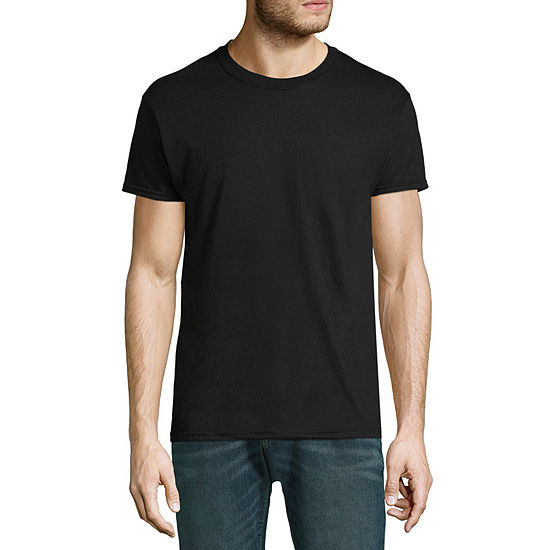 Hanes Comfortblend 4 Pack Short Sleeve Crew Neck T-Shirt