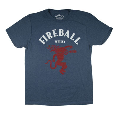 Fireball Whisky Graphic Tee