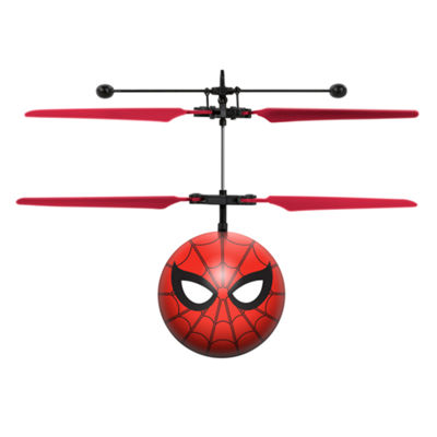 Marvel Spiderman Remote Control UFO Helicopter
