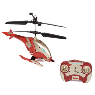 Marvel Iron Man RC Helicopter