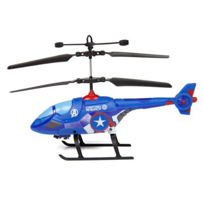 Captain America RC Helicopter