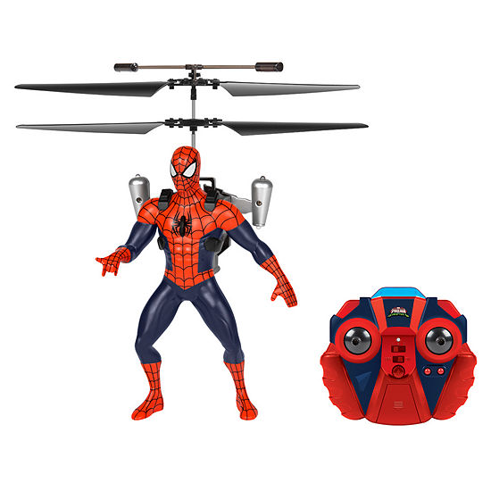 Spiderman Remote Control Flying Figure