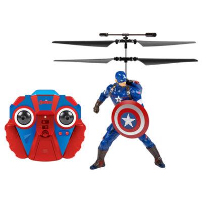 Captain America RC Flying Figure