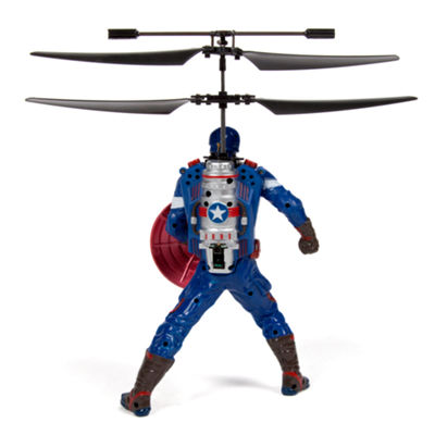 Captain America RC Flying Figure