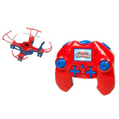 Spiderman Micro Drone RC Quadcopter