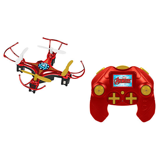Iron Man RC Quadcopter Micro Drone