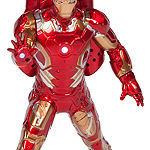 Iron Man Remote Control Flying Figure