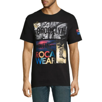 Rocawear Short Sleeve Crew Neck T-Shirt