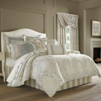 Queen Street Rainna 4-pc. Comforter Set