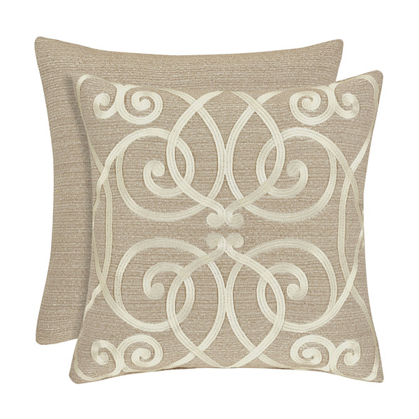 Queen Street Rainna 18X18 Square Throw Pillow
