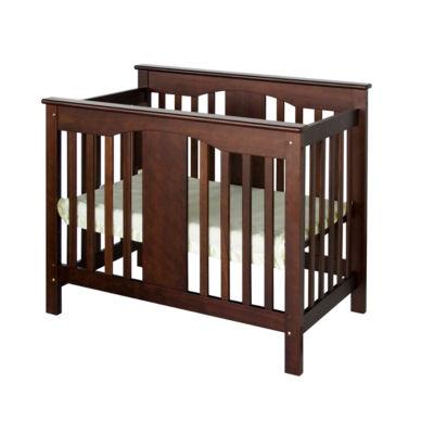 DaVinci Annabelle 2-In-1 Mini Crib And Twin Bed Convertible Baby Crib