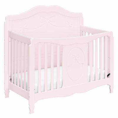 Storkcraft Princess Convertible Baby Crib