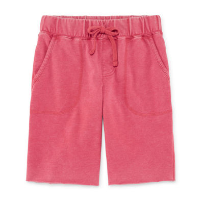 Arizona Pull-On Knit Shorts Boys 4-20