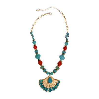 EL by Erica Lyons Womens Beaded Necklace