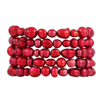 LIMITED QUANTITIES! Honora Legacy Womens Stretch Bracelet