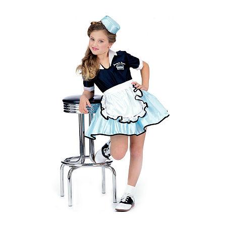 Buyseasons 2-pc. Dress Up Costume Girls, Large , Multiple Colors