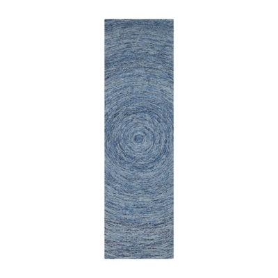 Safavieh Ikat Collection Jewell Geometric Runner Rug